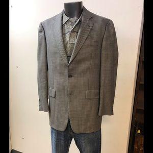 Burberry Men's Wool & Silk sport coat Size 38